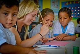 Missions de volontariat Enseignement : Equateur