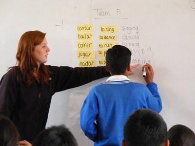 Mission en enseignement au Pérou