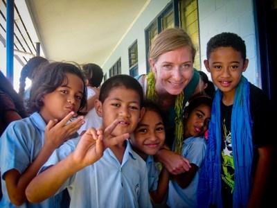 Faire une mission de prof d'anglais dans le Pacifique Sud