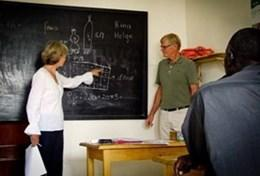 Missions de volontariat Enseignement : Senegal