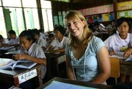 Missions de volontariat Enseignement : Thaïlande