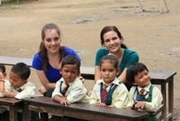 Missions de volontariat et stages au Népal : Enseignement