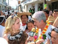 Stage journalisme au Mexique