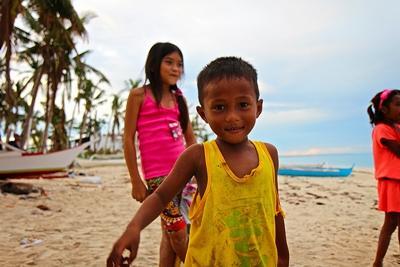 Faire du volontariat aux Philippines