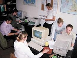 Missions de volontariat et stages en journalisme général : Roumanie