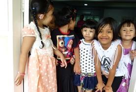 Mission humanitaire à l'étranger : Birmanie