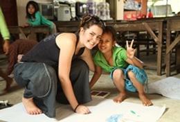 Mission humanitaire à l'étranger : Cambodge
