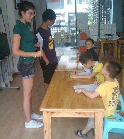 Aide sociale en Chine