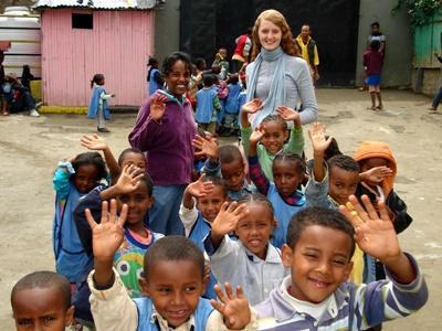 Mission d'aide à l'enfance en Afrique