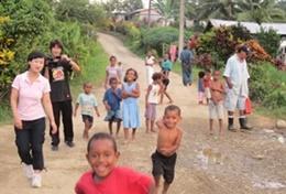 Missions de volontariat aux îles Fidji : Missions humanitaires