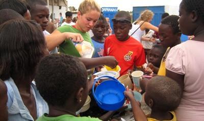 Aide aux enfants en Afrique