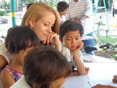 Bénévolat dans un orphelinat aux Philippines