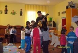 Mission humanitaire à l'étranger : Roumanie