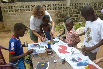 Volontariat en centre d'accueil au Togo