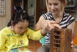 Mission humanitaire à l'étranger : Vietnam