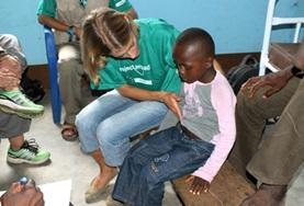 Mission humanitaire à l'étranger : Togo
