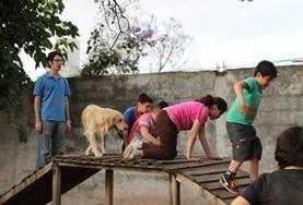 Mission humanitaire à l'étranger : Argentine