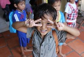 Projets en groupe pour les 19 ans et plus : Cambodge