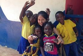 Projets en groupe pour les 19 ans et plus : Ghana