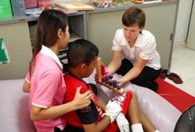 Missions de volontariat et stages en ergotherapie à l'international : Cambodge