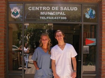Stage medicine en kinésithérapie au Mexique