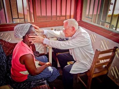 Stage de médecine en Afrique