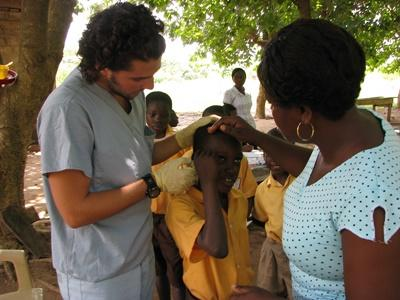 Stage médecine au Ghana