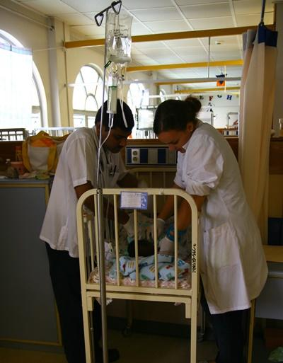 Stage médecine en Jamaïque