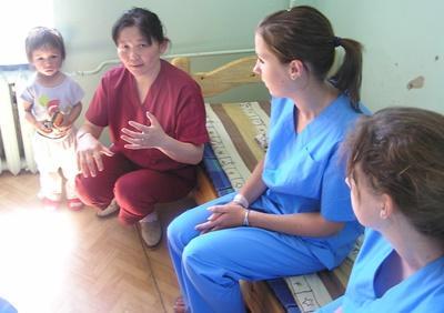 Stage infirmier en Asie centrale