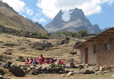Mission nutrition humanitaire au Pérou