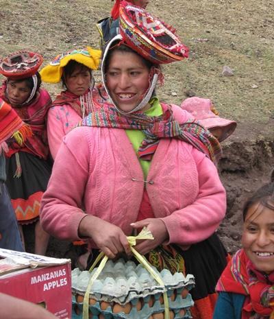 Stage en nutrition au Pérou