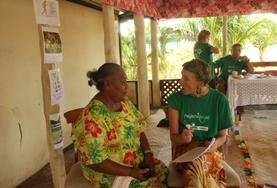 Missions et stages en nutrition : Samoa