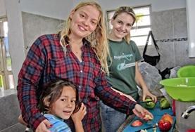 Missions et stages en nutrition : Bolivie