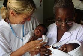 Missions et stages de sage-femme : Sénégal