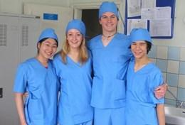 Missions et stages Santé & médecine : Maternité