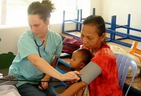 Missions et stages en santé publique : Cambodge