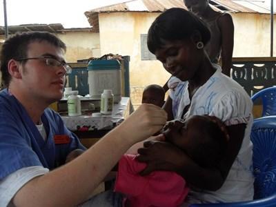 Soins dentaires au Ghana