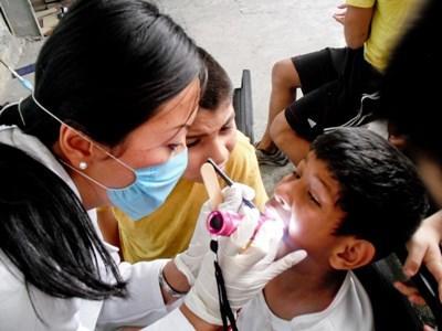 Mission humanitaire dentaire au Mexique