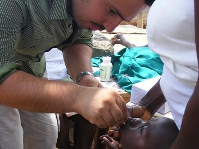 Mission humanitaire dentaire en Afrique