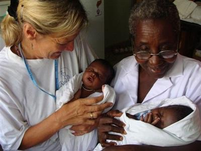 Mission humanitaire en soins infirmiers en Afrique