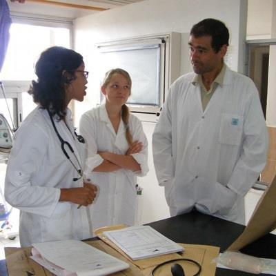 Mission soins infirmiers au Maroc