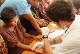 Missions et stages Santé & médecine : Soins infirmiers