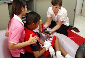 Missions et stages Santé & médecine : Ergothérapie