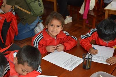 Mission humanitaire de courte durée en enseignement avec des enfants au Pérou