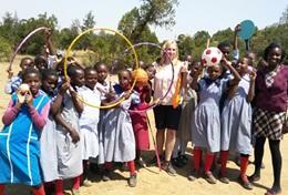 Missions de volontariat et stages au Kenya : Sport