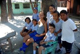 Missions de volontariat et stages au Costa Rica : Sport