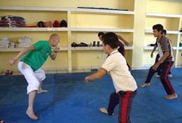 Professeur d'éducation physique bénévole à l'étranger : Mexique