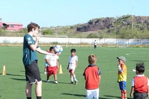 Coaching Sports in Ecuador with Projects Abroad