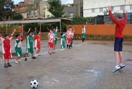Missions de volontariat et stages au Maroc : Sport