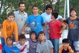 Encadrement sports collectifs - Multisports : Argentine